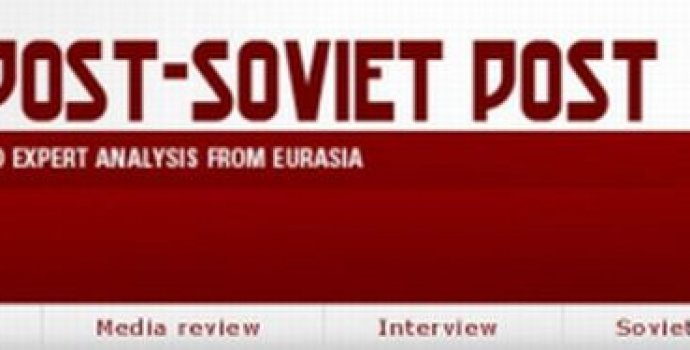 "Interview in ""Post Soviet Post"" (Russian)"